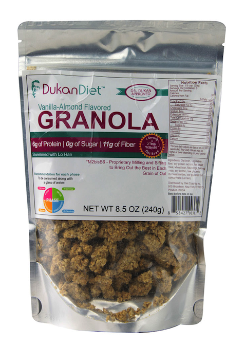 Dukan Diet's Yummy New Granola