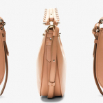 Givenchy Clay Pink Studded Obsedia Hobo Bag