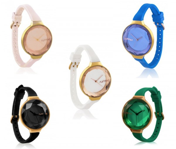 Rumba Waterproof Watches