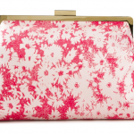 Stella McCartney Floral-Print Clutch