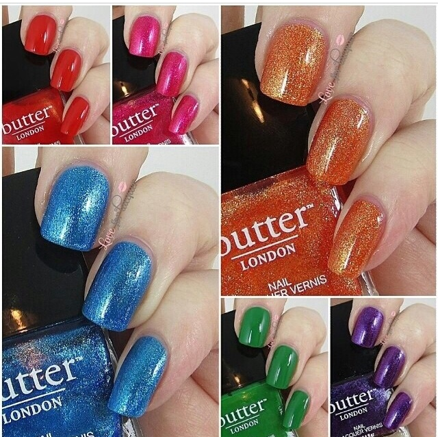 Butter London Lolly Brights - Snob Essentials