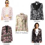 Top 5 Floral Blazers