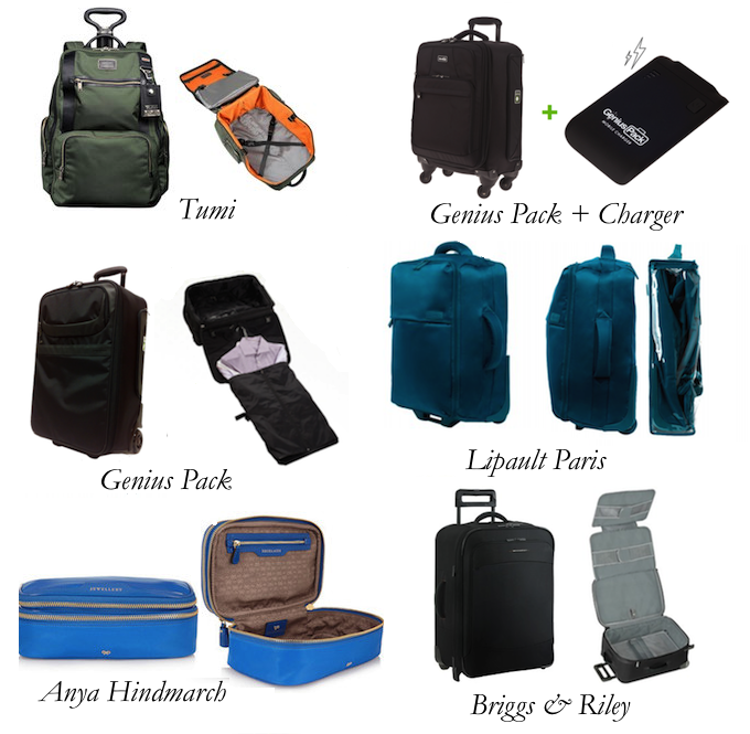 Smart Luggage Solutions: Well Traveled
