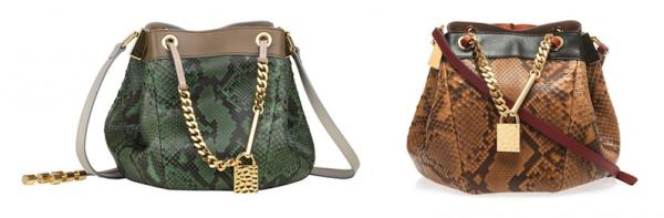 Chloé Camille Crossbody Bag