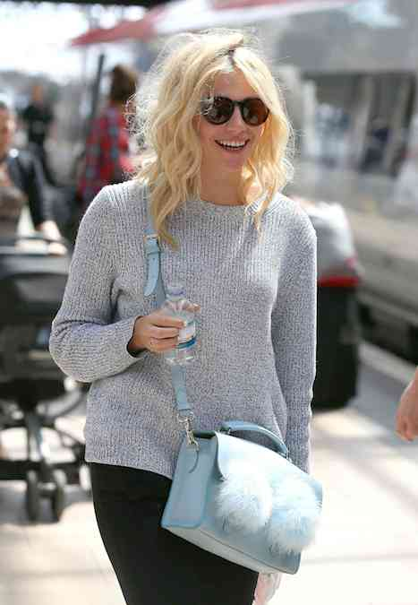 Pixie Lott x Marks & Spencer Best of British Bag
