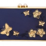 Thalè Blanc Flutter of Hope Perspex Clutch
