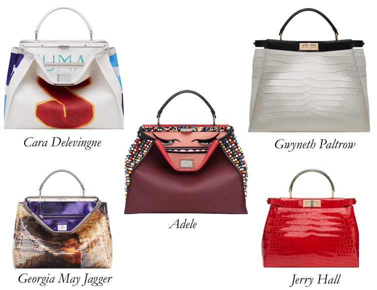 The Fendi Peekaboo Project: A Sight to Behold