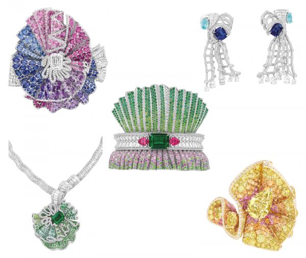 Archi Dior Jewelry