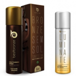 Best Bronze Self-Tanning Spray & Luminate Illuminate Shimmer