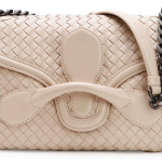 Bottega Veneta Medium Intrecciato Flap Shoulder Bag: Clap for the Flap