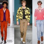 Trend Report: Men's Fashion Month Spring/Summer 2015