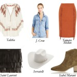 Top Current Cowgirl Pieces