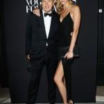 Karlie Kloss Mario Testino Vogue Paris Foundation