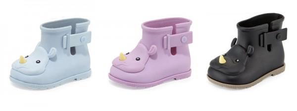 Mini Melissa Sugar Rhino Boots