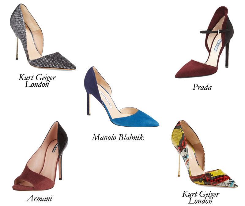 Top 5 D'Orsay Pumps: A Woman's Right to Shoes