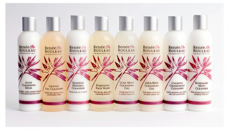 Renee Rouleau Cleansers