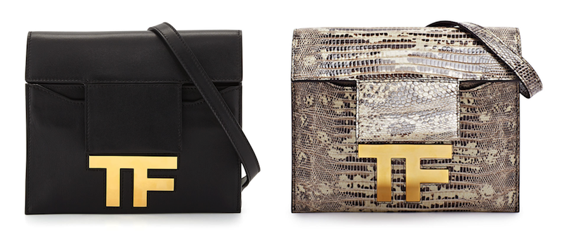Tom Ford Small Hidden-TF Crossbody Bag: Initial Reactions