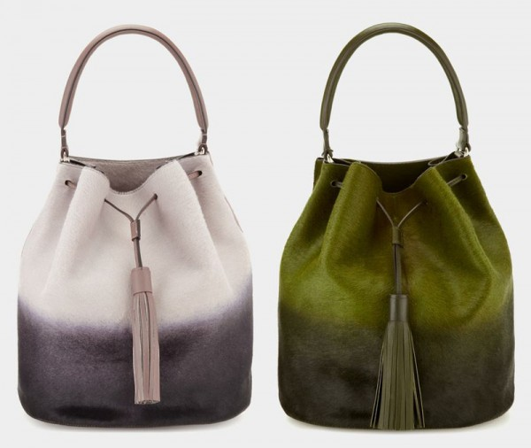 Anya Hindmarch Vaughan Dégradé Bucket Bag