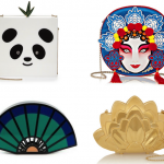 Charlotte Olympia Fall 2014 Collection Clutches: China Dolls