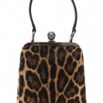Dolce & Gabbana Agata Calf-Hair Box Bag