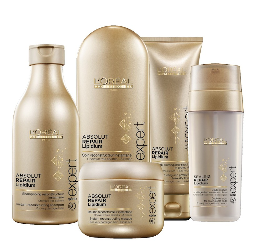 L'Oréal Professionnel Absolut Repair Lipidium Group Shot