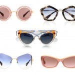 Miu Miu Sunglasses: Shape Up and Ship Out