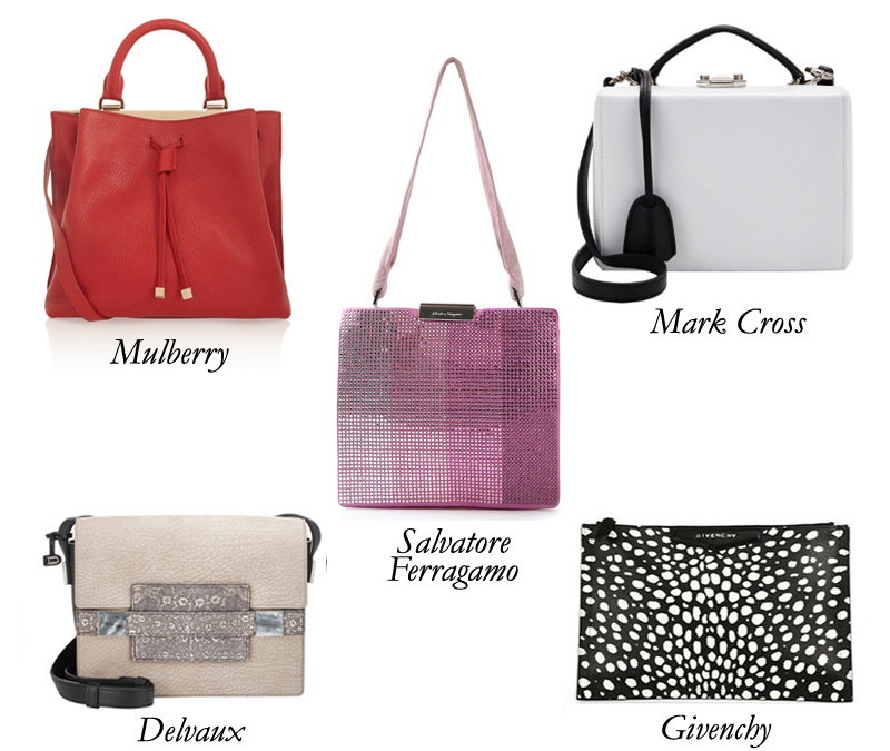 Top 5 Daytime Delights: What to Carry to a Ladies' Lunch