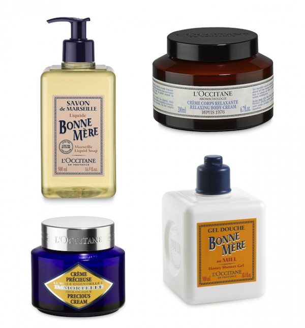 L'Occitane Fall 2014 Collections