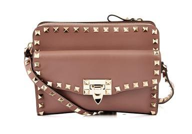 Valentino Rockstud Removable Pouch Crossbody Bag