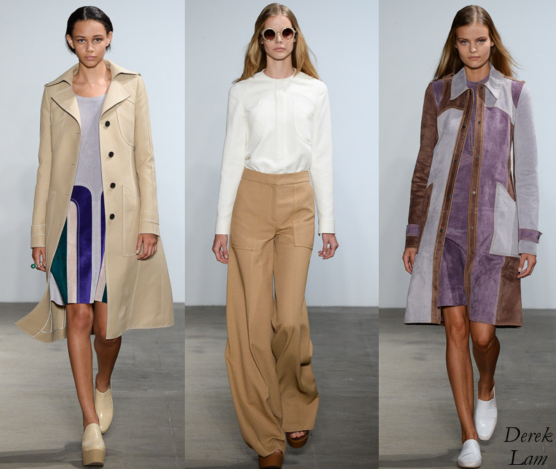 Derek Lam Spring 2015 Collection: That Seventies Chic