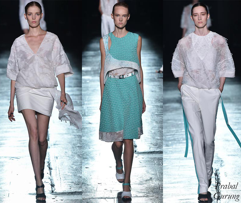 Prabal Gurung Spring 2015 Collection: Ain't No Mountain (or Skirt) High Enough