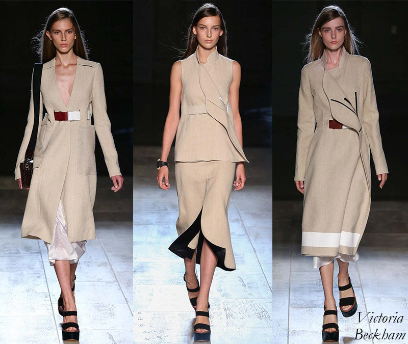 Victoria Beckham Spring 2015 Collection: No-Limit Soldier
