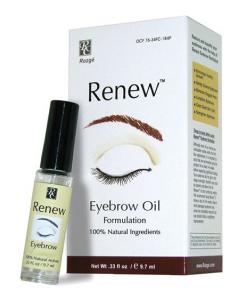 Rozgé Cosmeceutical Renew Eyebrow Revitalizer Oil