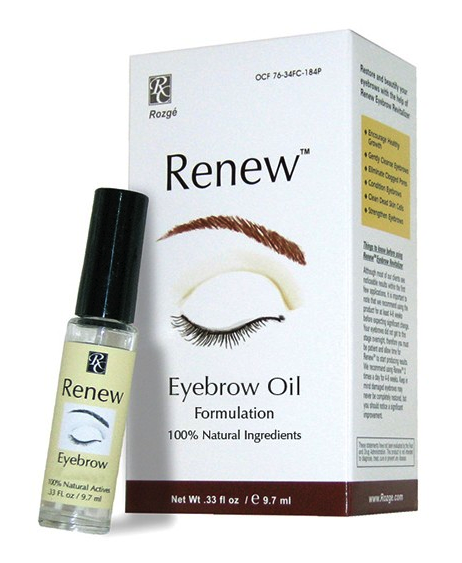 Rozgé Cosmeceutical Renew Eyebrow Revitalizer Oil