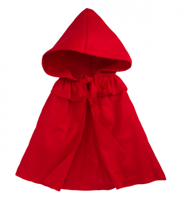 Siaomimi Red Riding Hood Cape