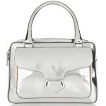 Tod's Military Metallic Tote