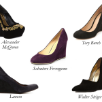 Top 5 Wedge Pumps: Living on the Wedge