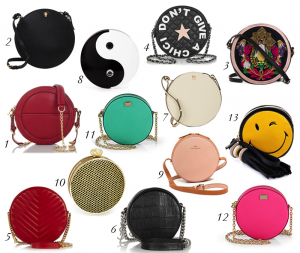 Top Circle Bags