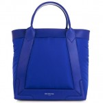 Balenciaga Cabas Nylon and Leather Tote: Work and Play