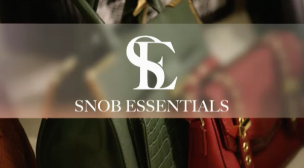 Snob Essentials Holiday 2015 Collection