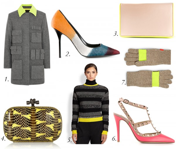 Top Touches of Neon