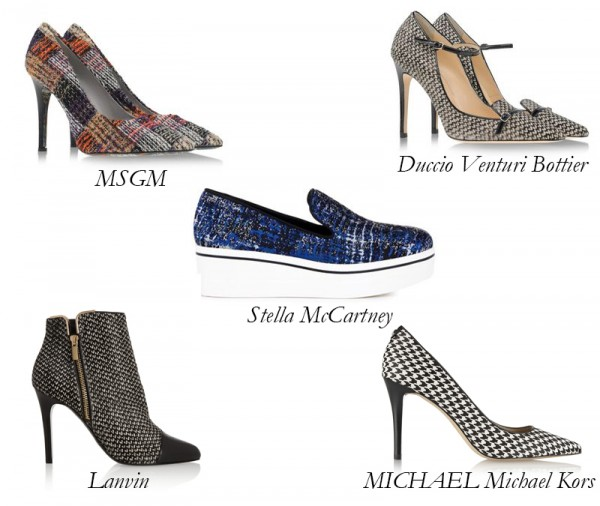 Top 5 Winter-Fabric Shoes