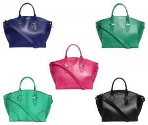 Alexander McQueen Legend Handbag