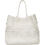 Nina Ricci Pamina Tote: White as Snow…and Sand