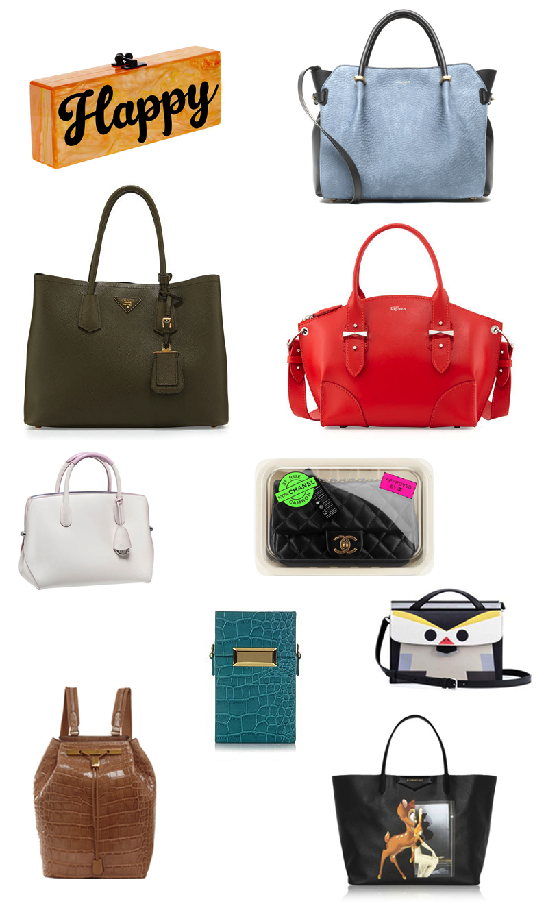The Best Bags of 2014: That's a Wrap!