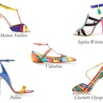 Top 5 Polychromatic Shoes: Chasing Rainbows