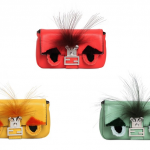 Fendi Micro Monster Nappa Leather Baguette: Gods and Monsters