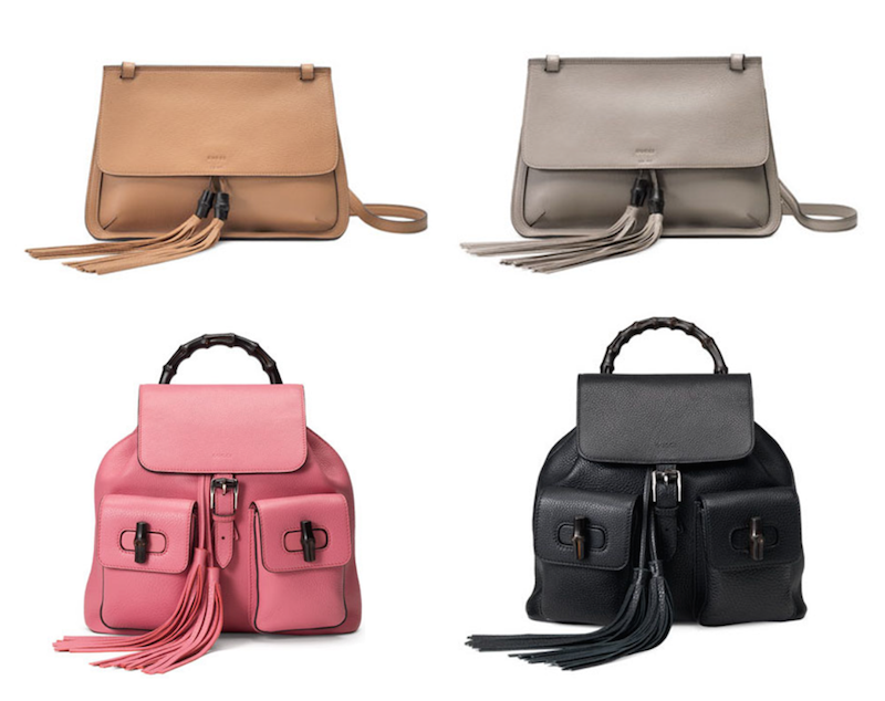 Gucci Bamboo Bags: Movin' on Up
