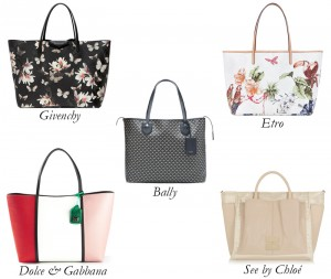 Top 5 Season's Best Shopper Totes