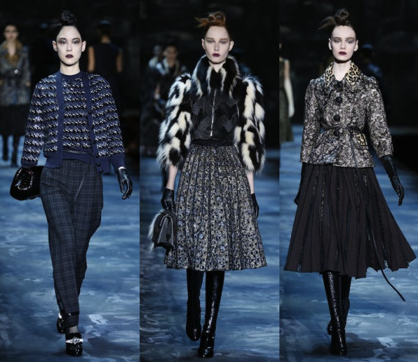 marc jacobs fall 2015 collection